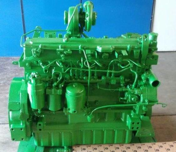 Motor John Deere Trator