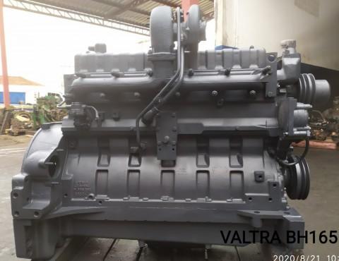 MOTOR VALTRA BH165- TRATOR