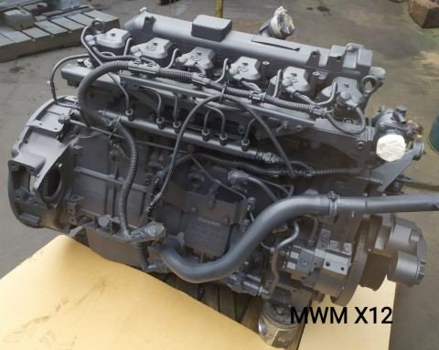 MOTOR MWM X12