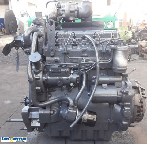 Motor Perkins P4000 do trator Massey Ferguson 292